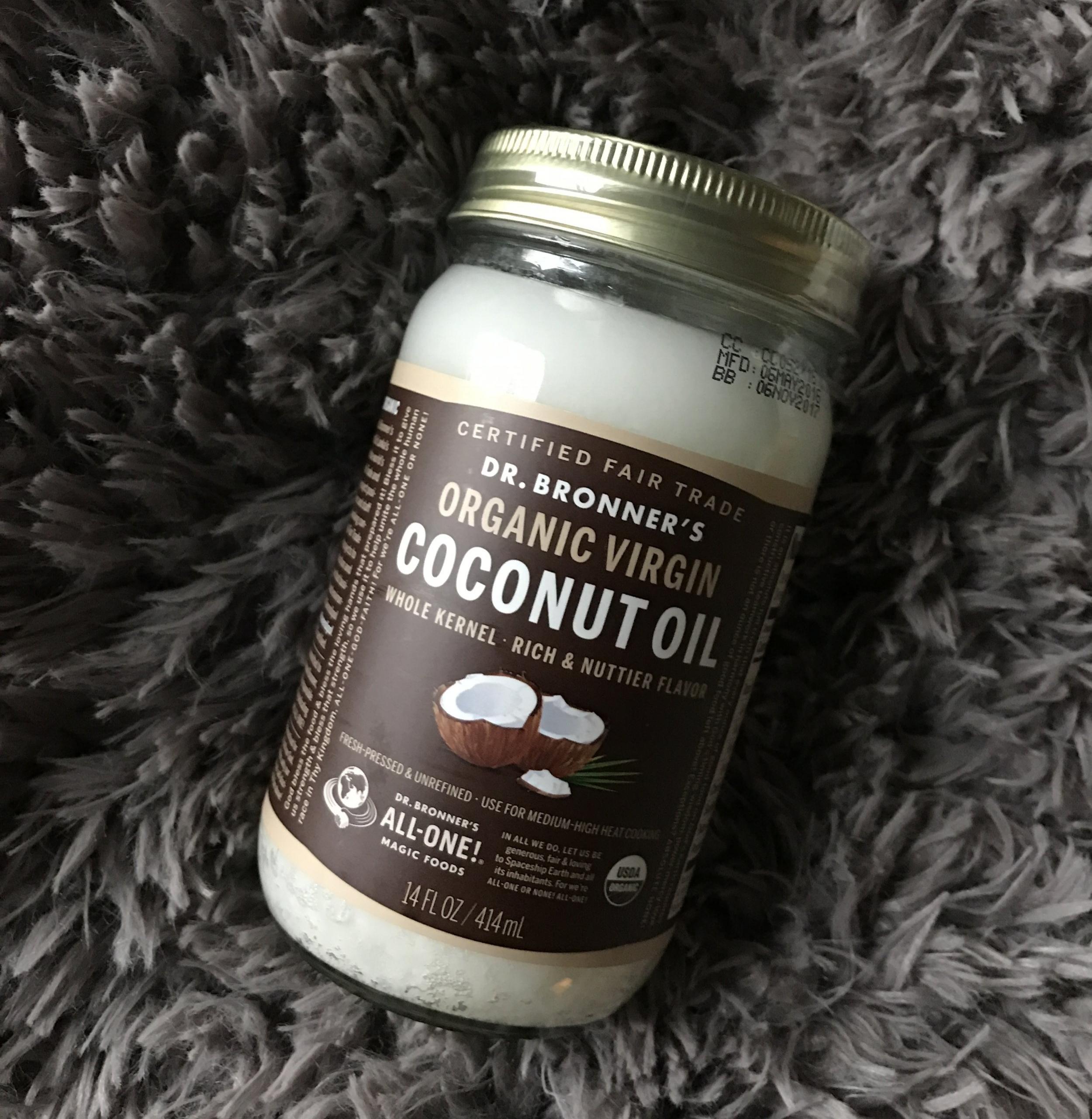 Organic Virgin Coconut Oil $6