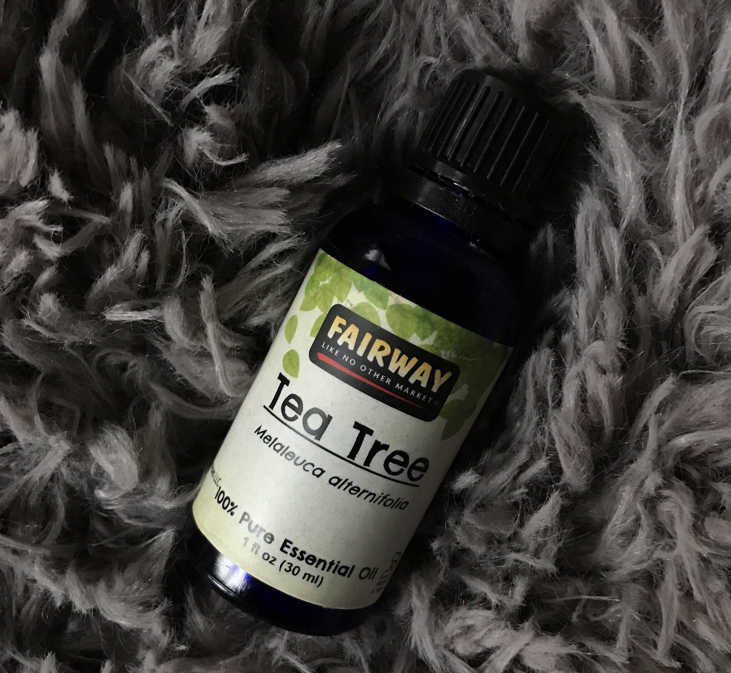 Fairway Tea Tree Oil $7