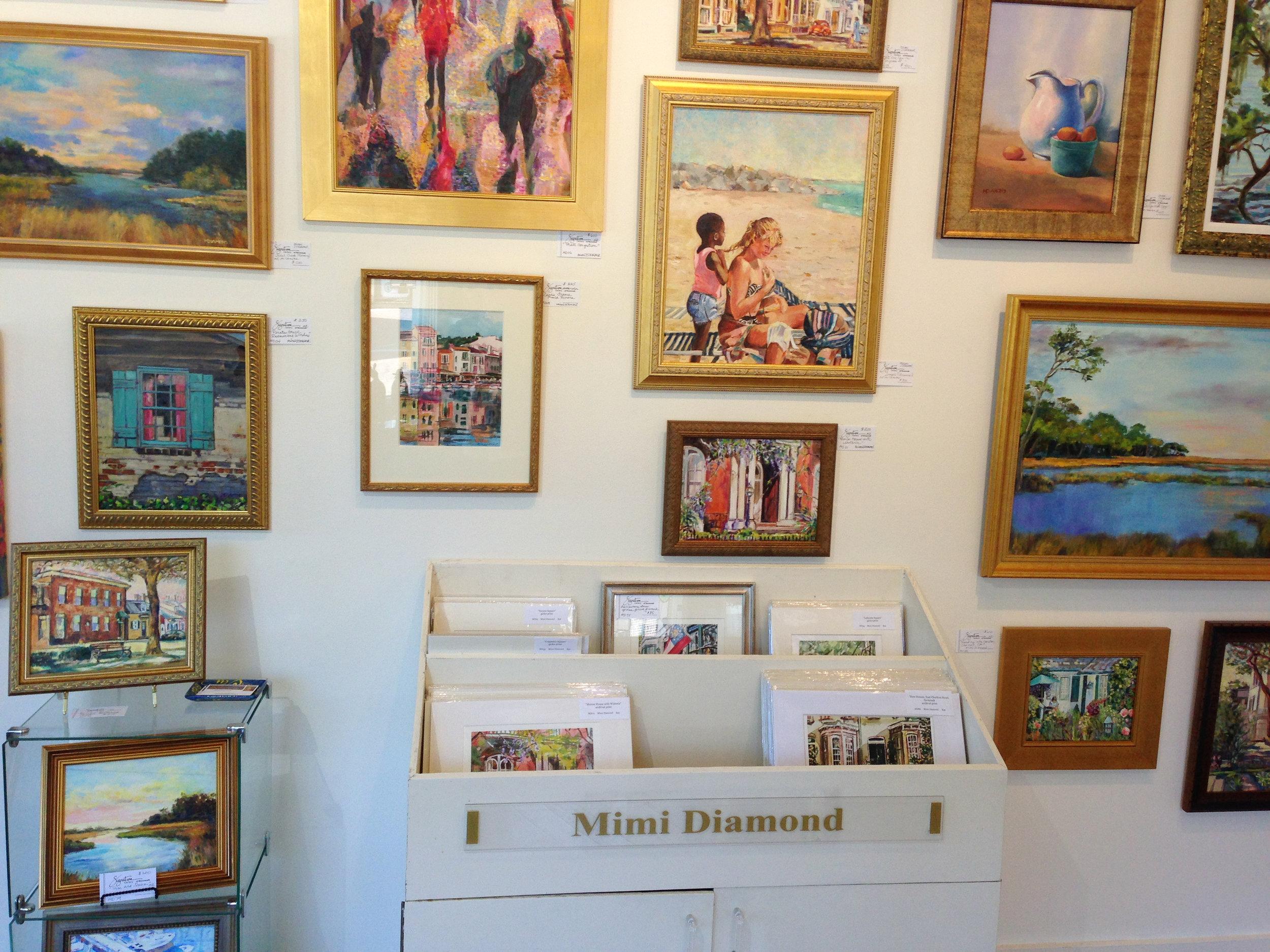Mimi Diamond - Signature Gallery