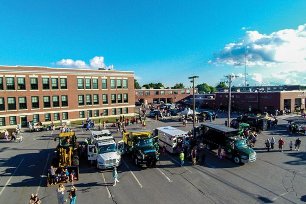 The town of Billerica, Massachusetts
