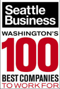 ASG was one of the  top 100 Best Companies to Work For in Seattle in 2013  and the top in its market vertical: SECURITY according to  Seattle Business Magazine .