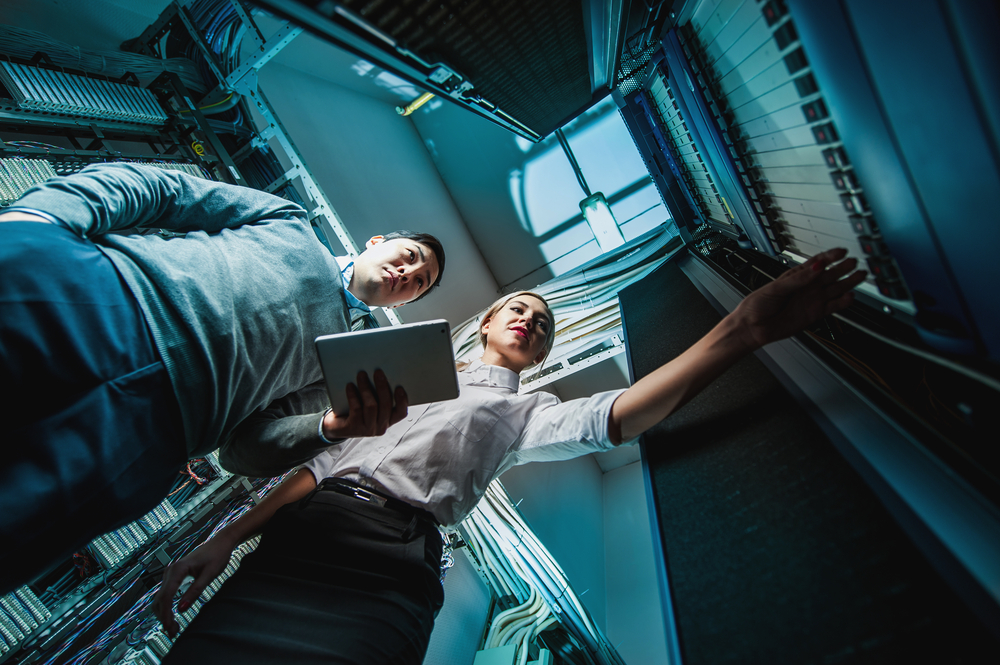 Data center protects data through secure and smart integration