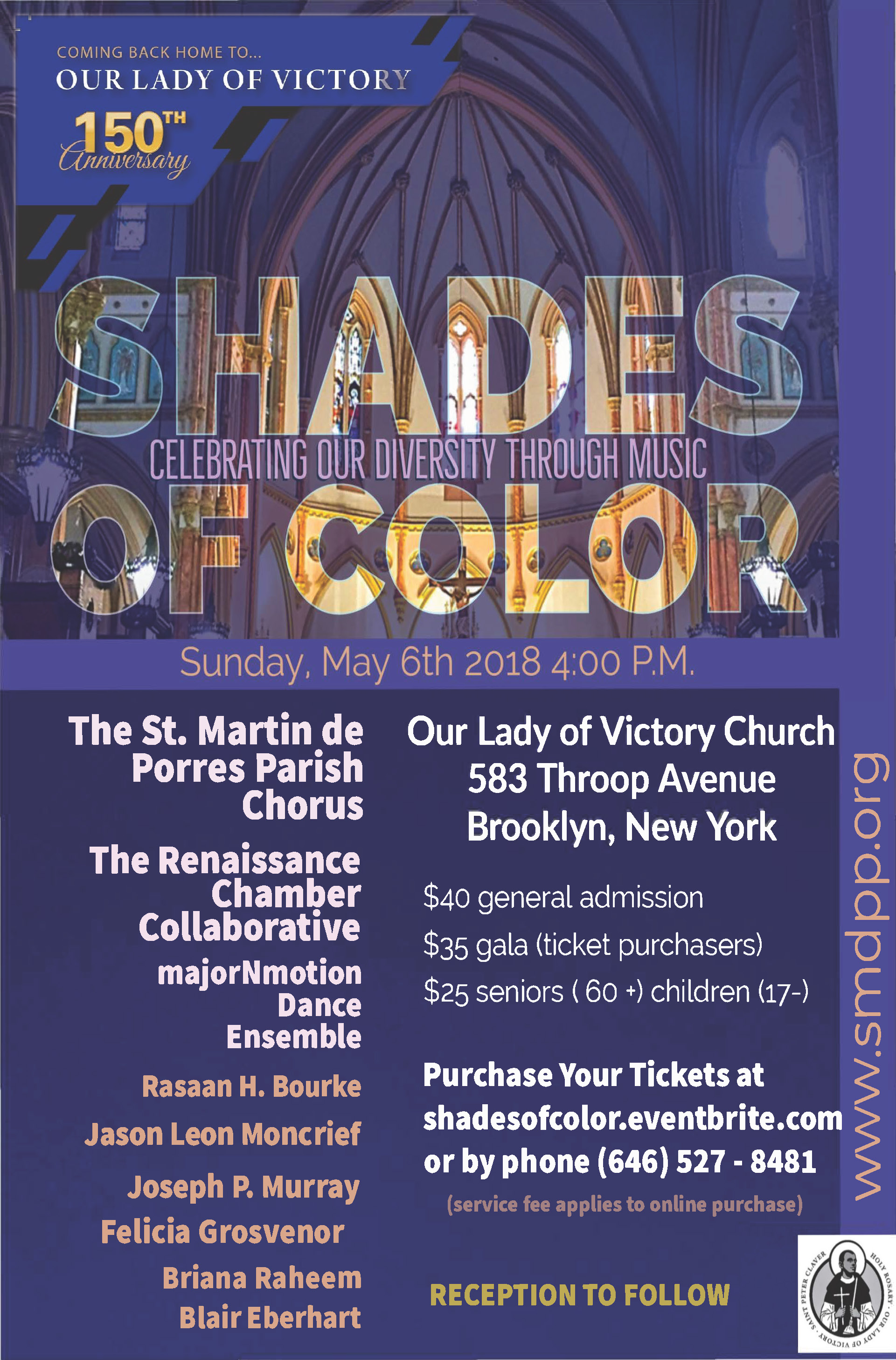 <click> the poster to view Playbill.
