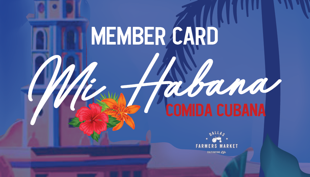 Member Card Front