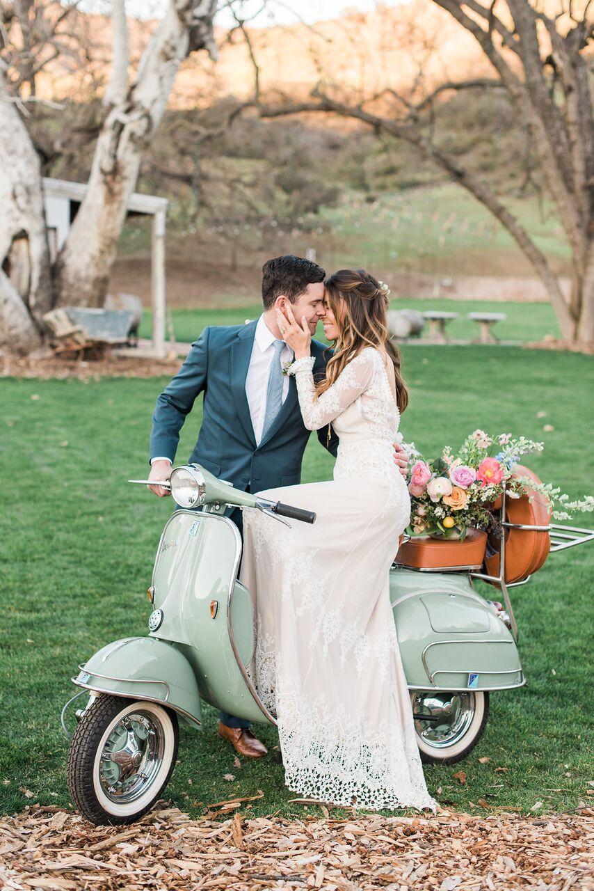 Forrest and J - A Boho Love Story - Triunfo Creek Vineyards Styled Shoot - Colorful Boho Wedding inspo
