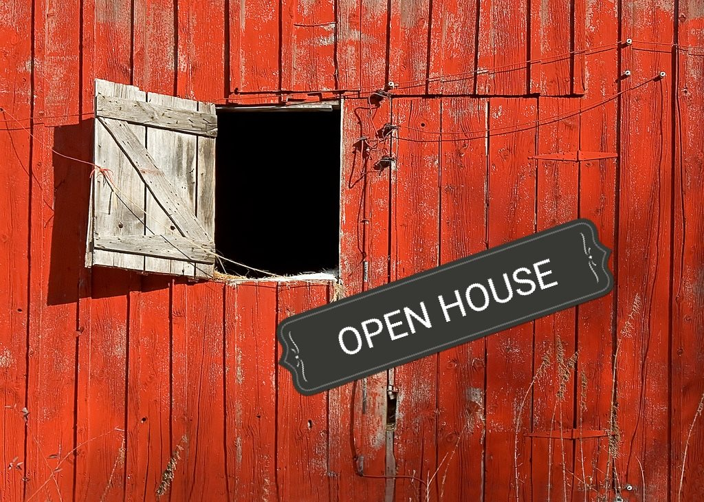 Come in! - Shop our Fall Open House