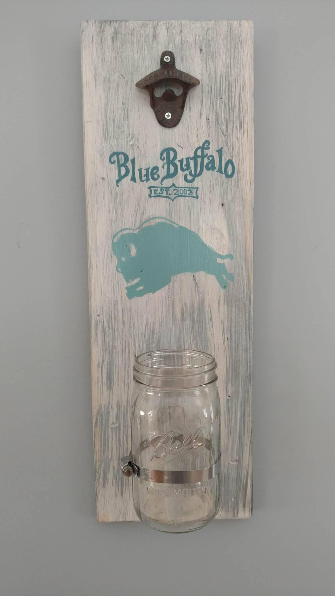 Bottle Opener made for Blue Buffalo