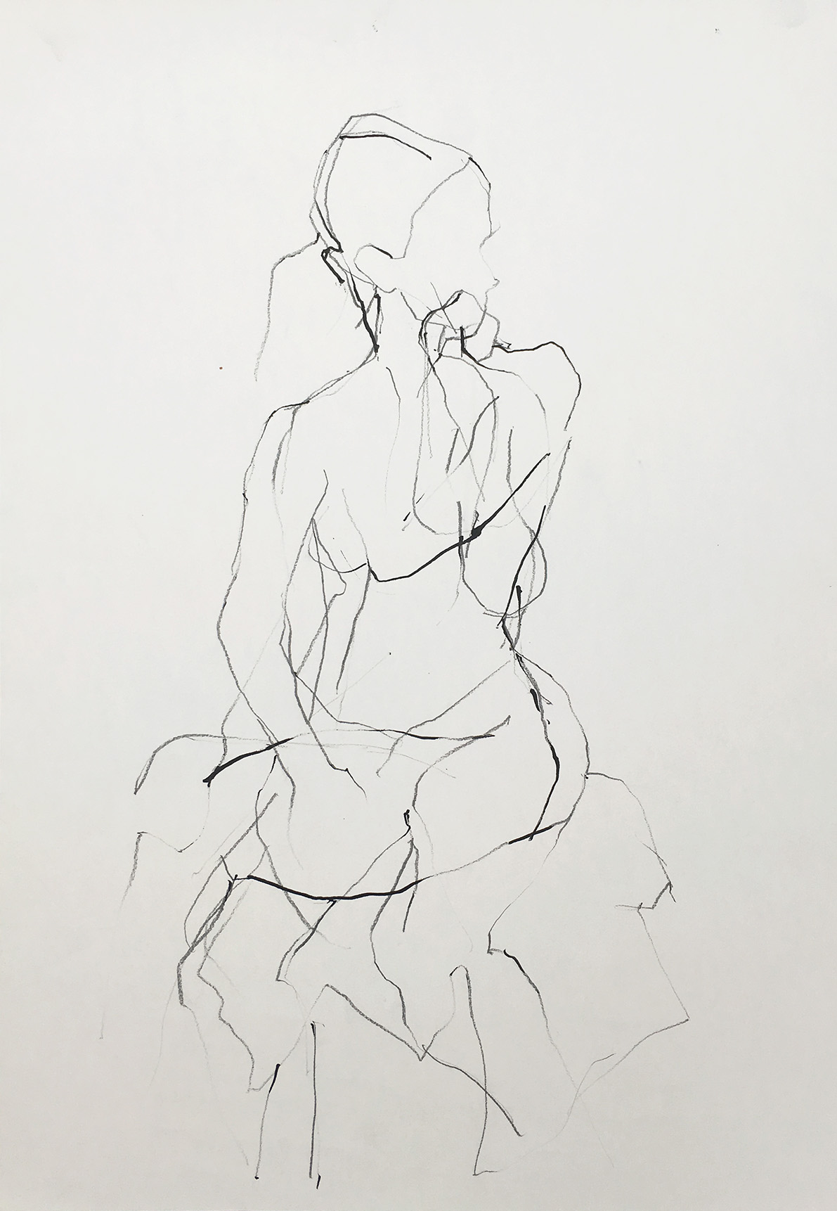 Movement (Graphite and Ink I).jpg