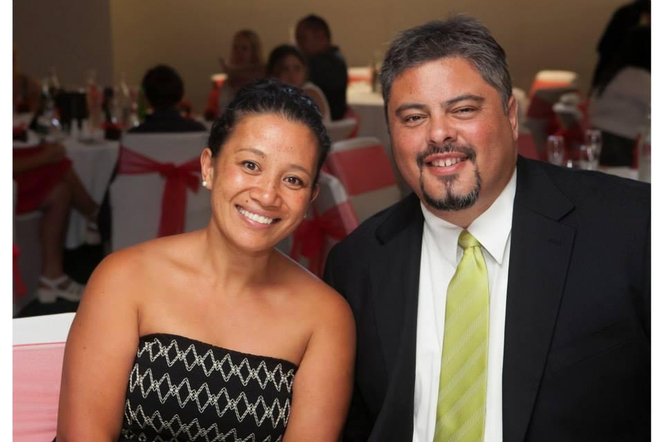 Bishop-elect Don Tamihere and his wife Kisa