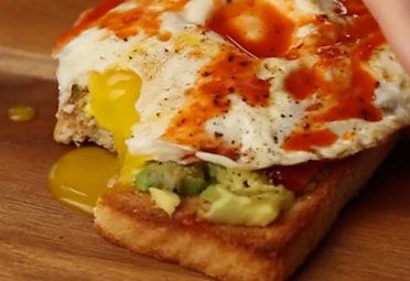 Avocado Toast, 3 Ways