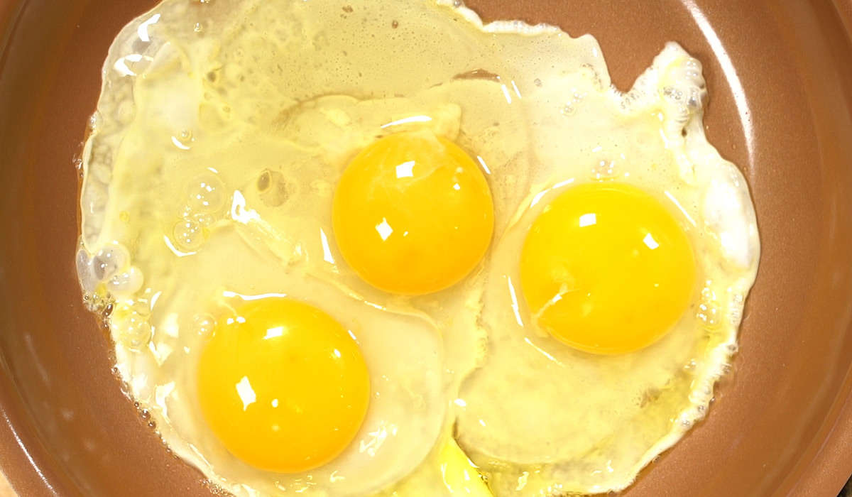 Frambled Eggs
