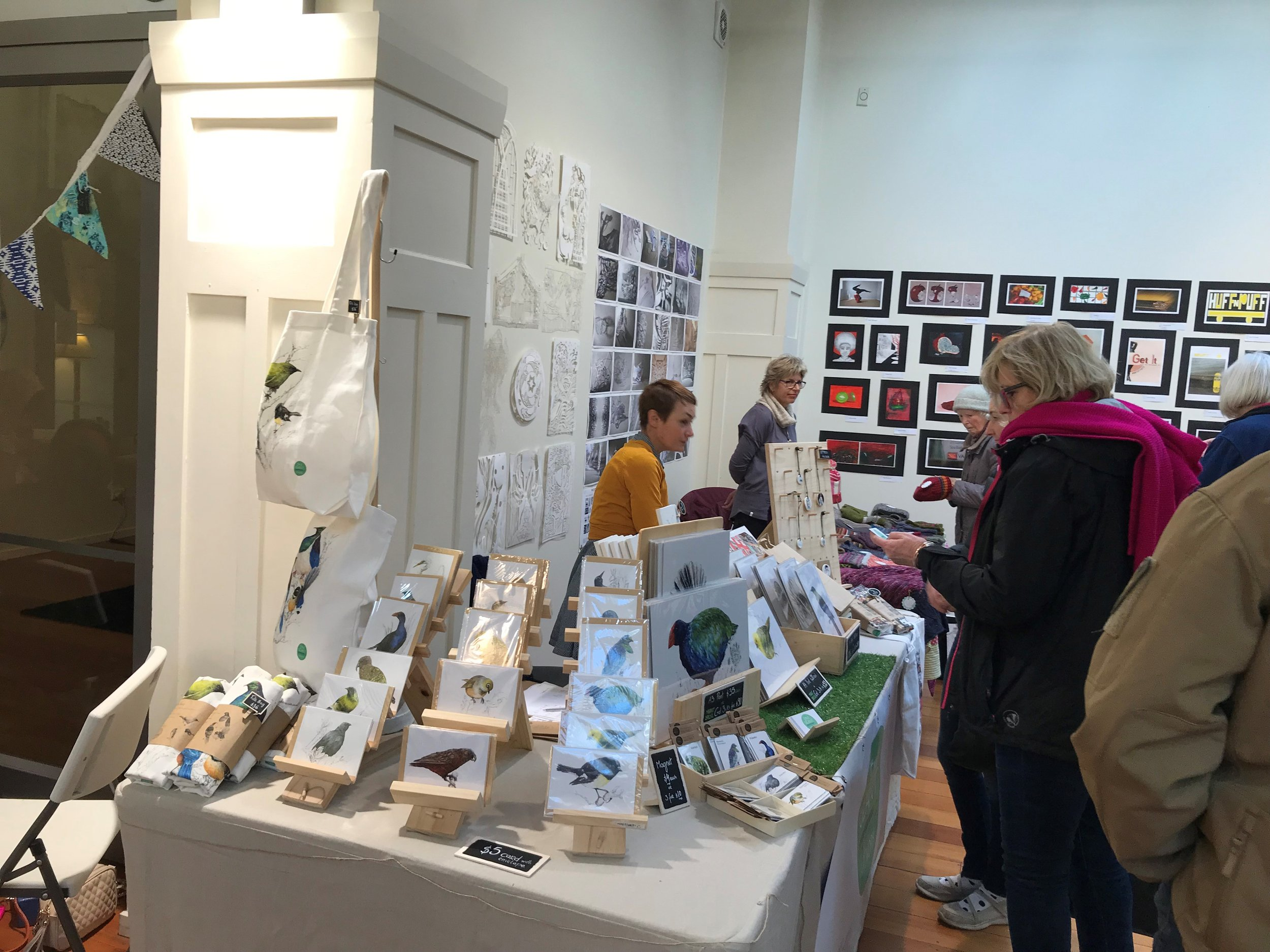MAKERS MARKET   Here you can find out all about our monthly Makers Market