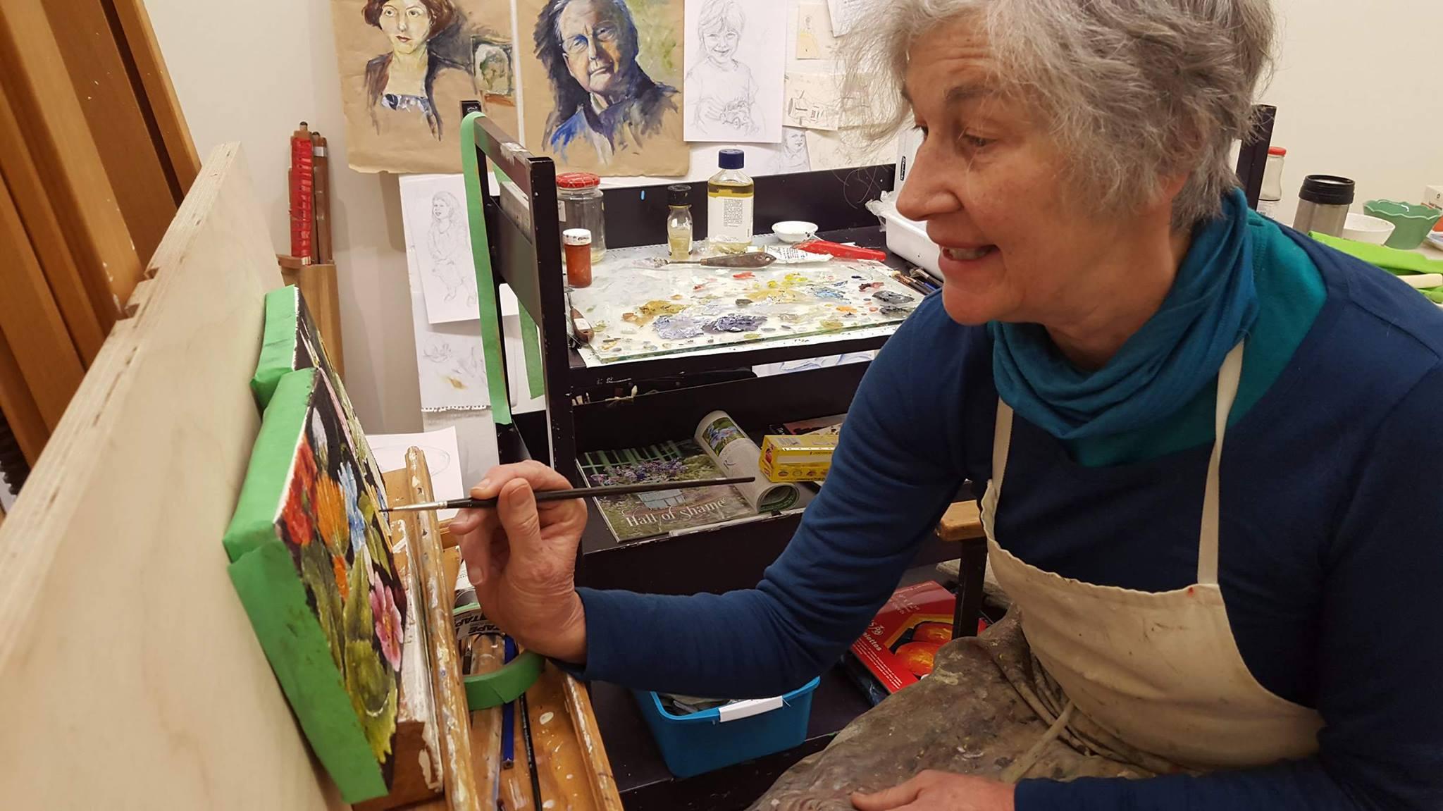 Robyn Laing  Visual Artist