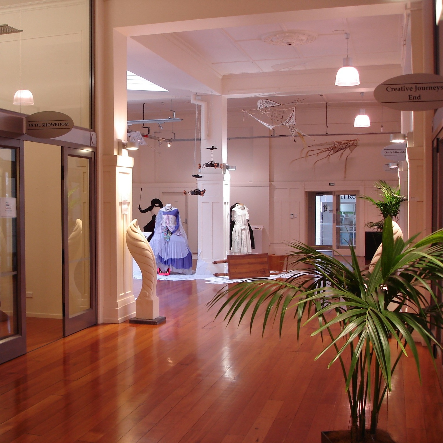 GALLERY 1   Suitable for: Exhibitions, performances, and events Capacity: 200 Hire rate: Quotation on request.  More info >