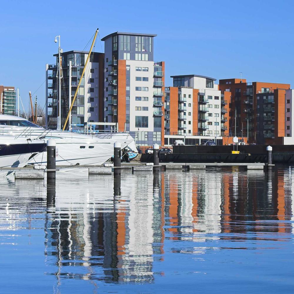 ipswich, waterfront, property, housing, market, nicholas estates