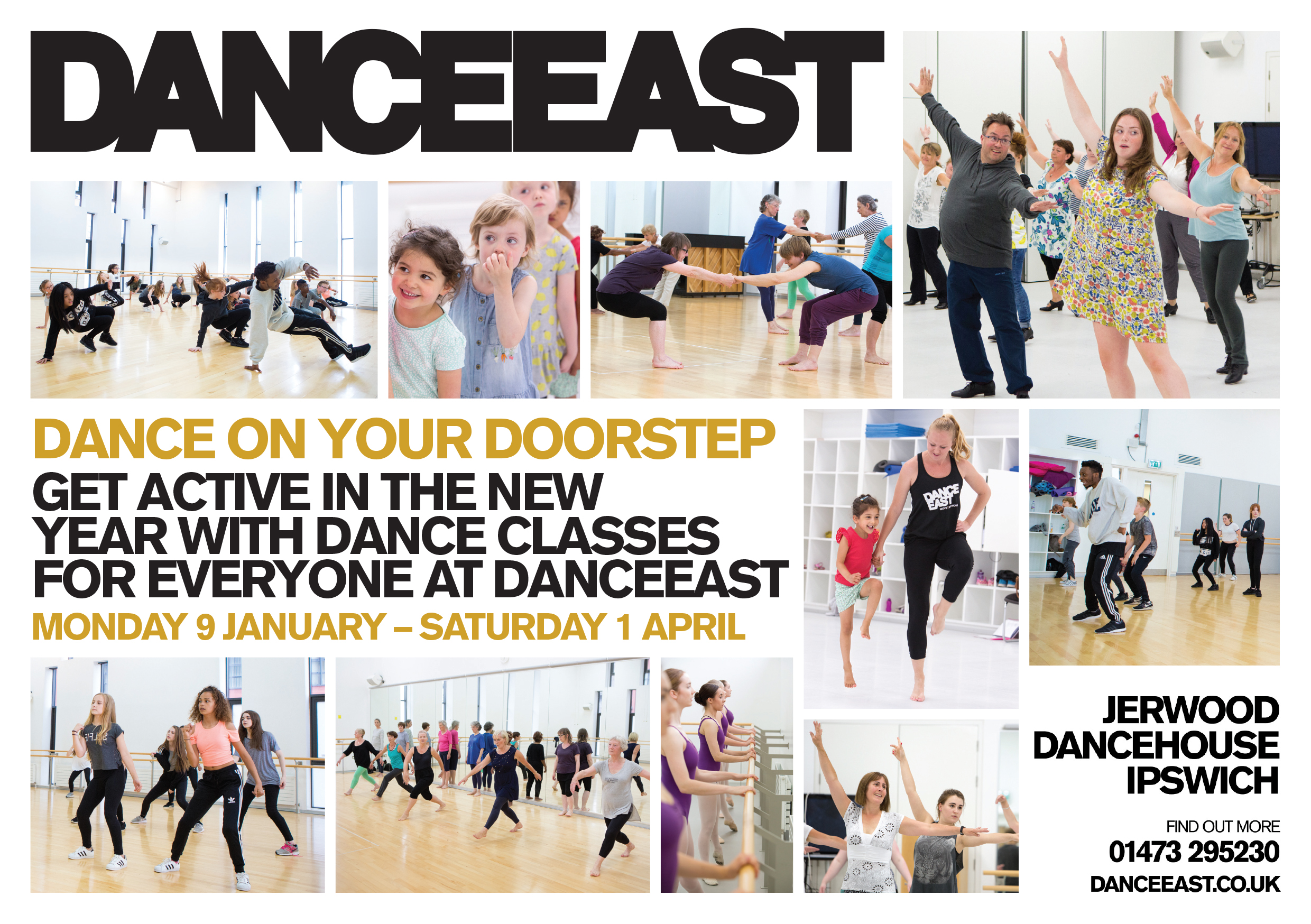 ipswich, waterfront, dance east, shows, performances