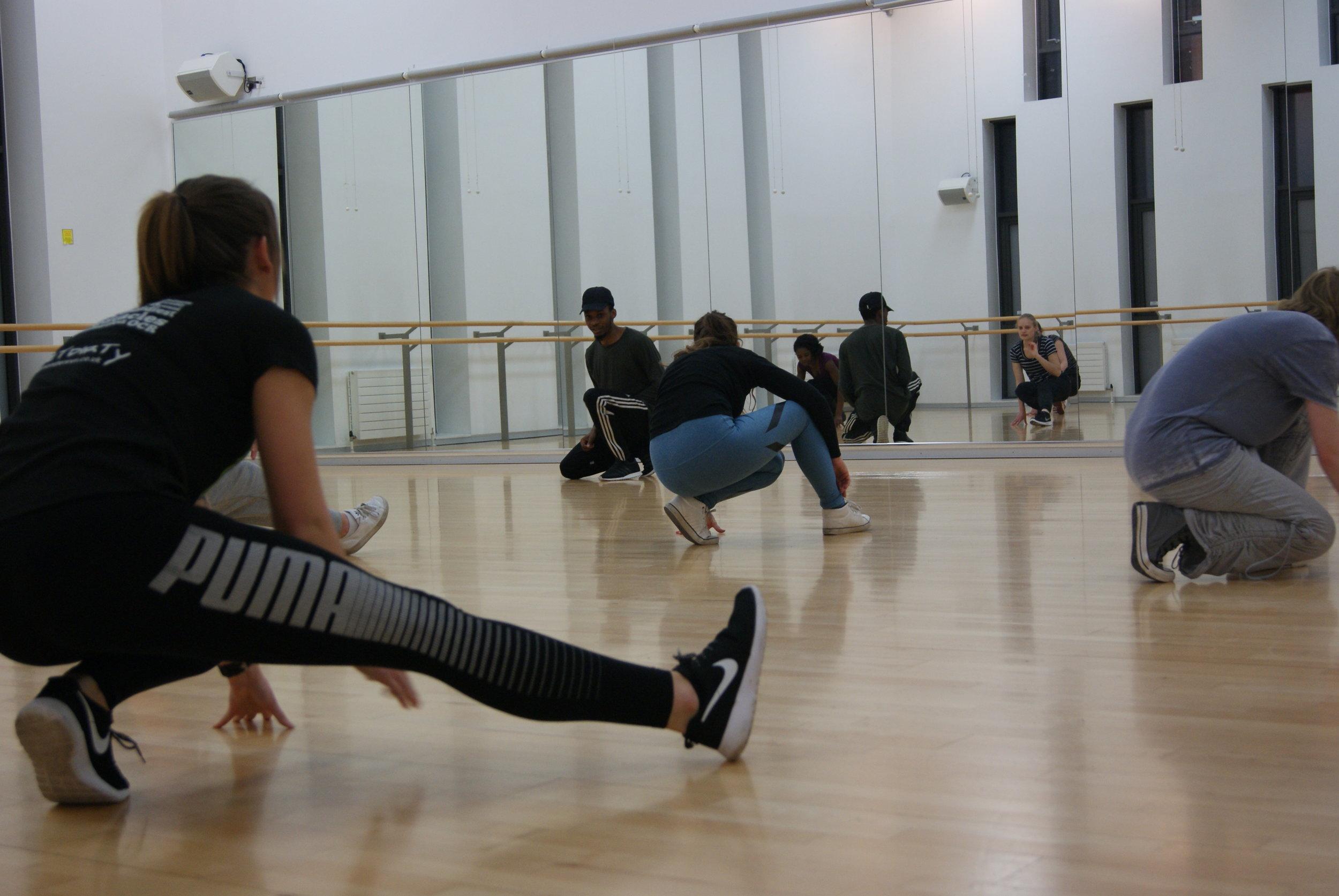 ipswich, waterfront, dance east, dance classes, studio
