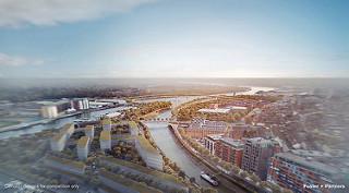 upper orwell crossings, ipswich, waterfront, developments
