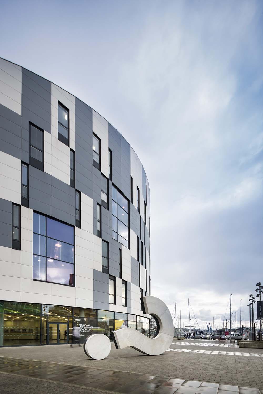 Photo courtesy of Phil Grayston of Bond Bryan Architects