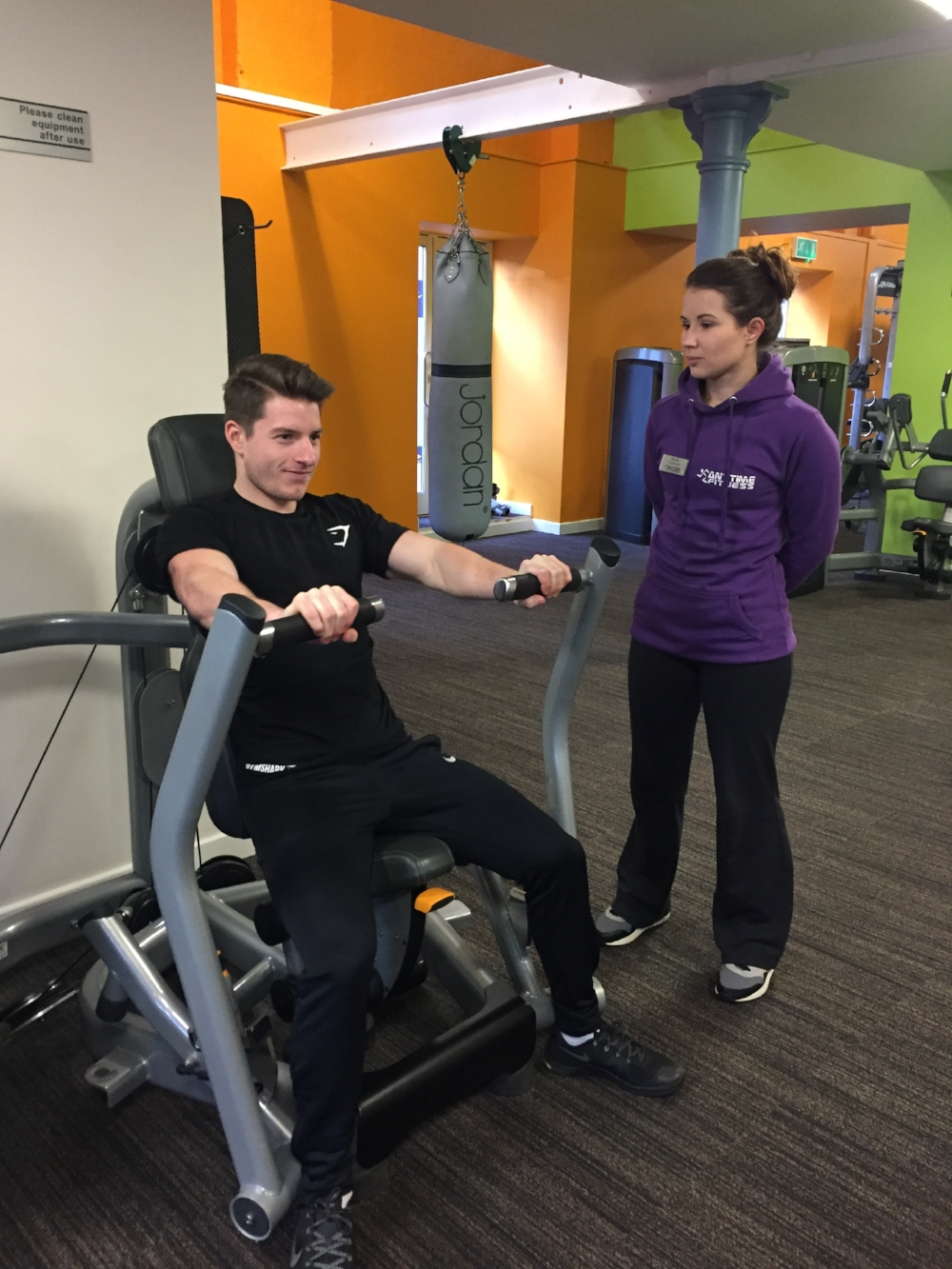 ipswich, waterfront, anytime, fitness, personal trainer, classes