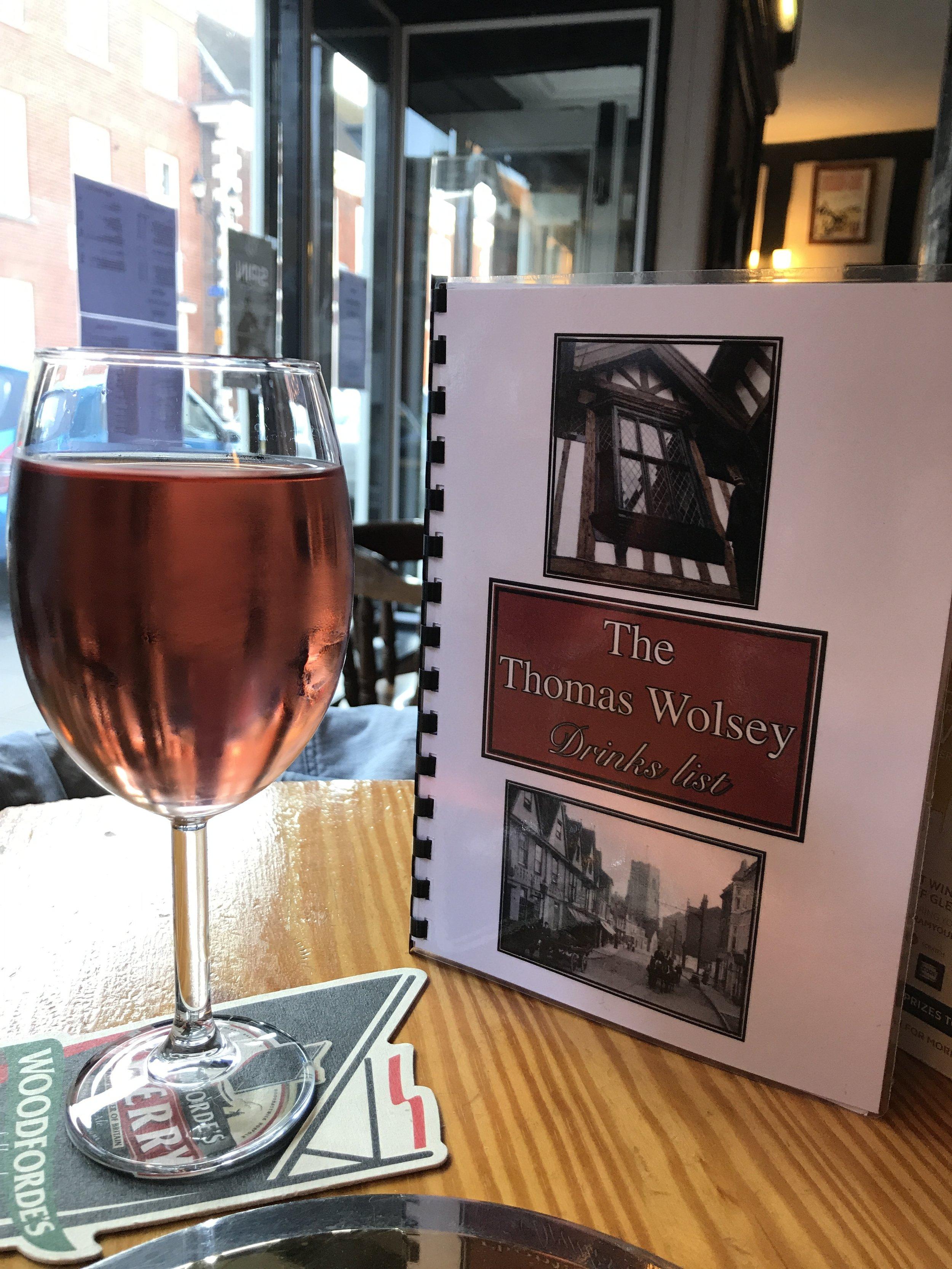 rose wine, ipswich, thomas wolsey