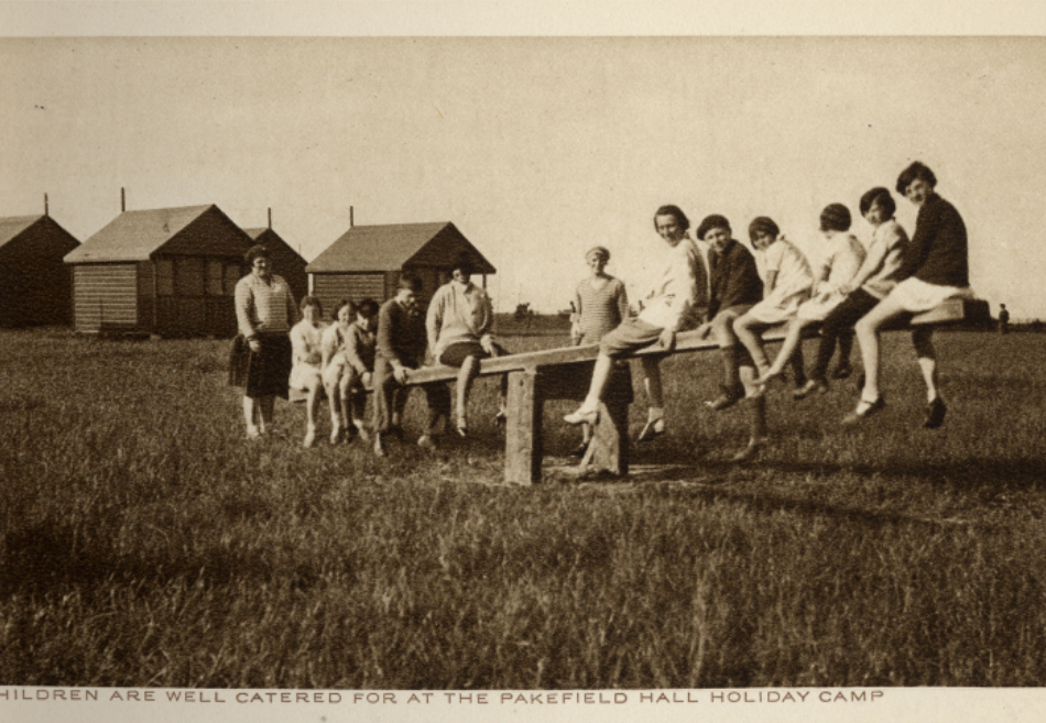Pakefield Hall Holiday Camp, 1930s (1300/85/134/5)