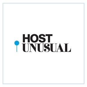 host unusual