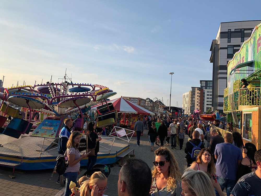 maritime festival ipswich waterfront 2018