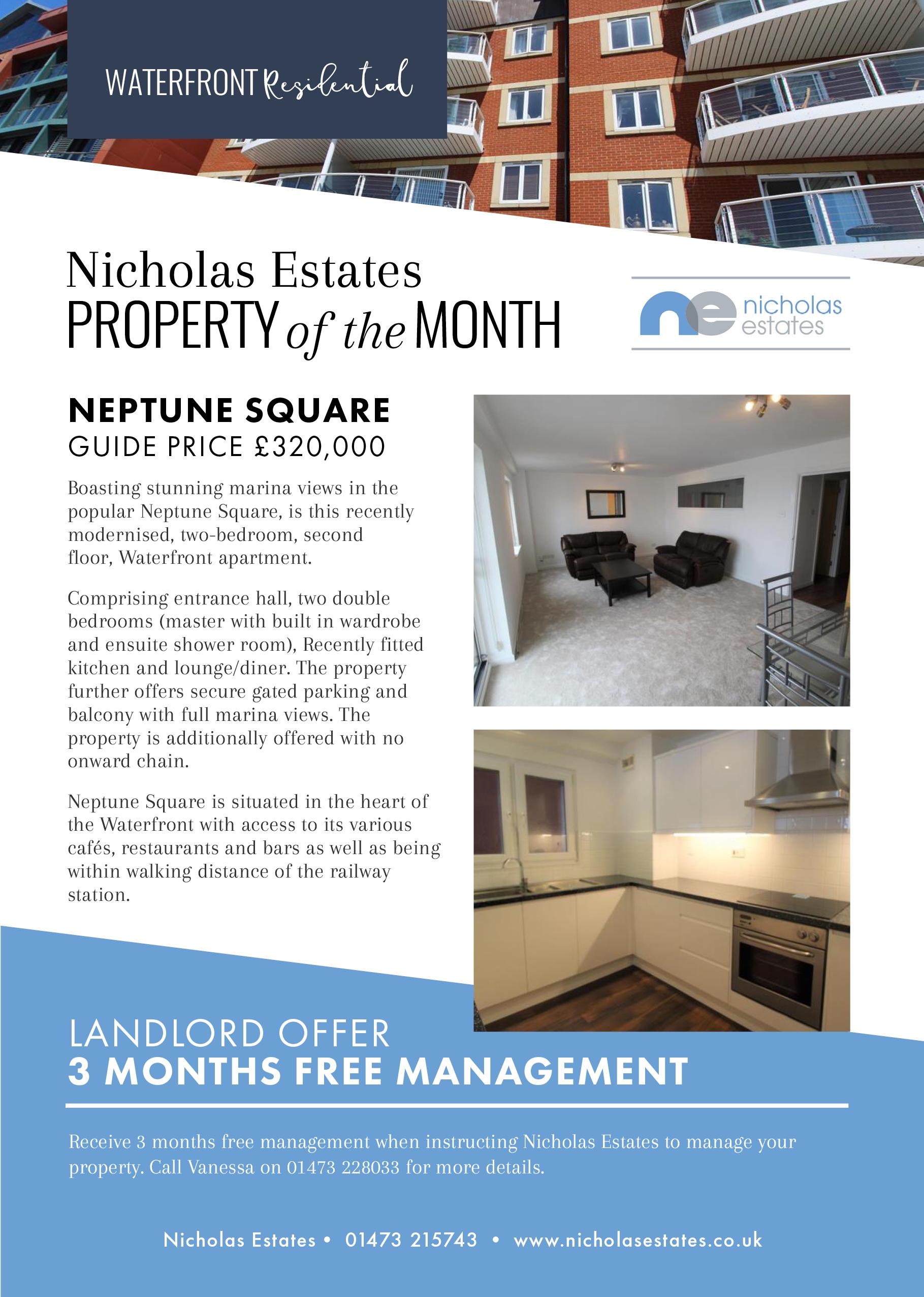 nicholas estates