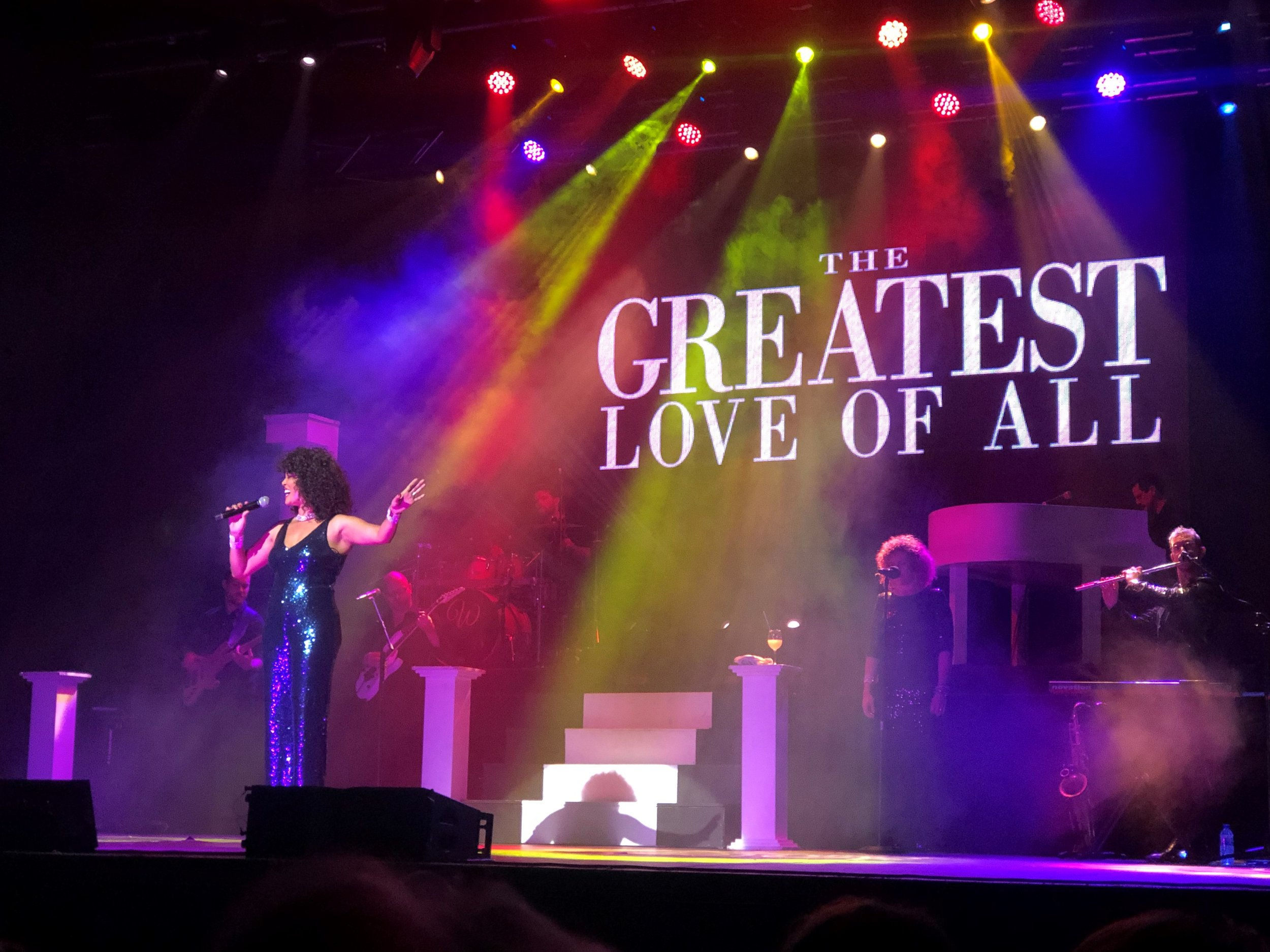 the greatest love of all, ipswich, regent, whitney