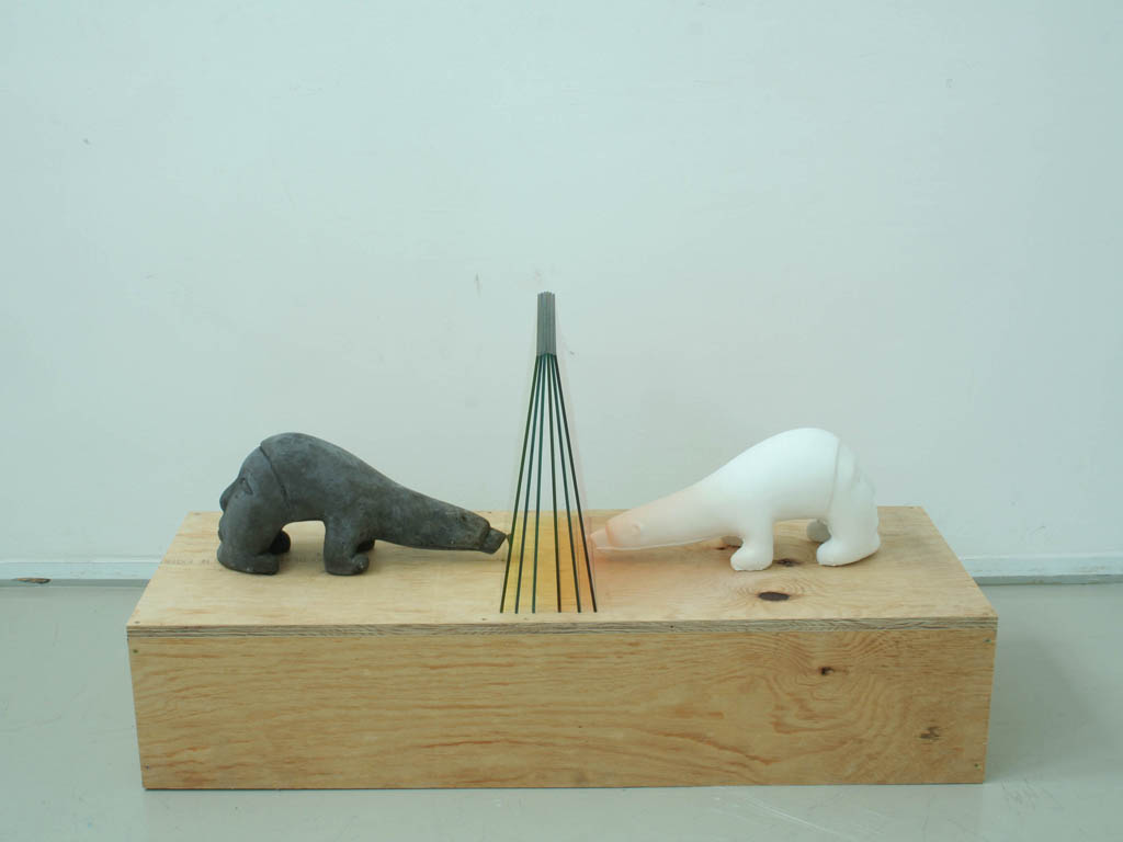 Untitled (double vision), 2008