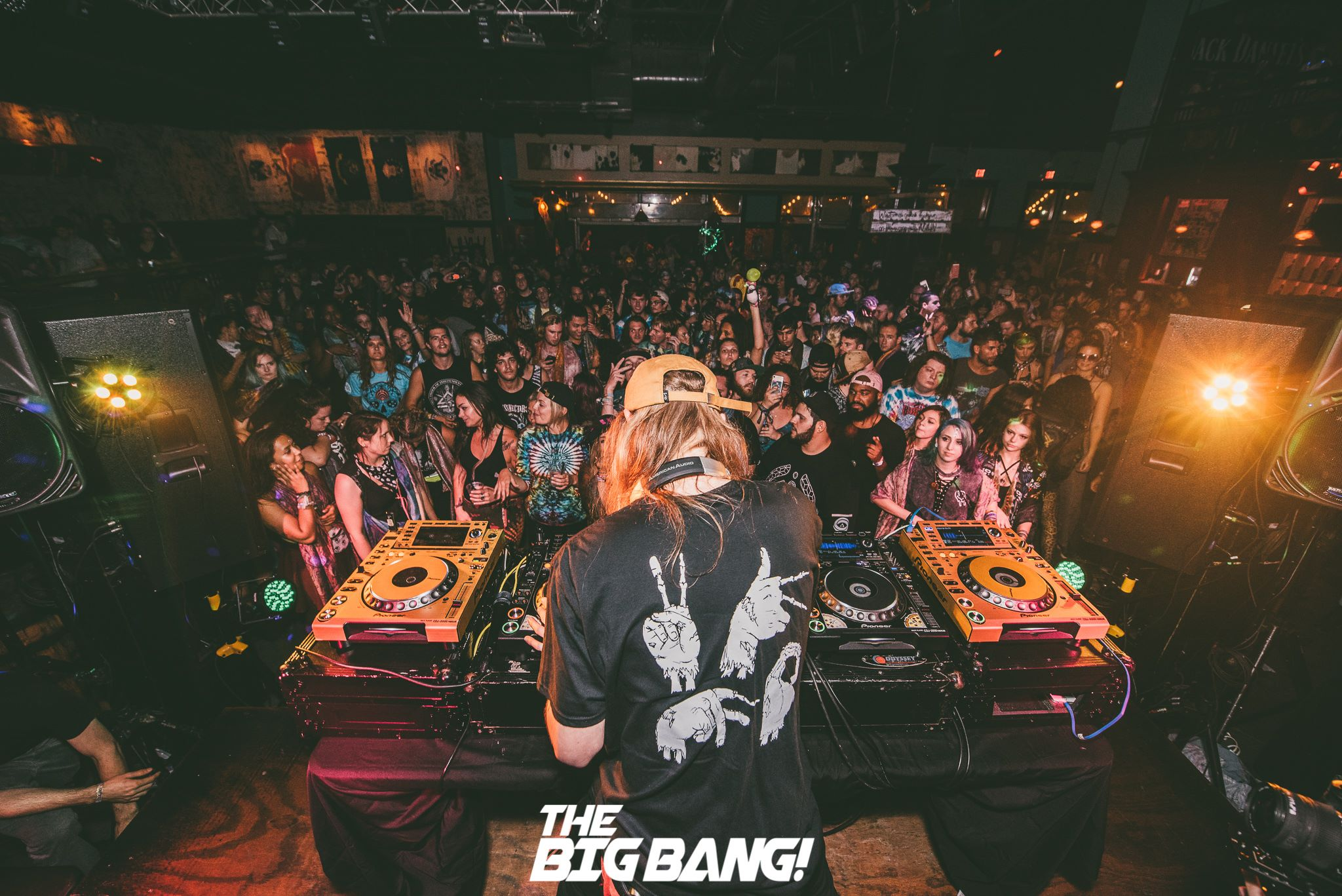 THE BIG BANG feat. Boogie T, Champagne Drip, Jansten, LUZCID + more @ PBR Hampton // 09.01.2017