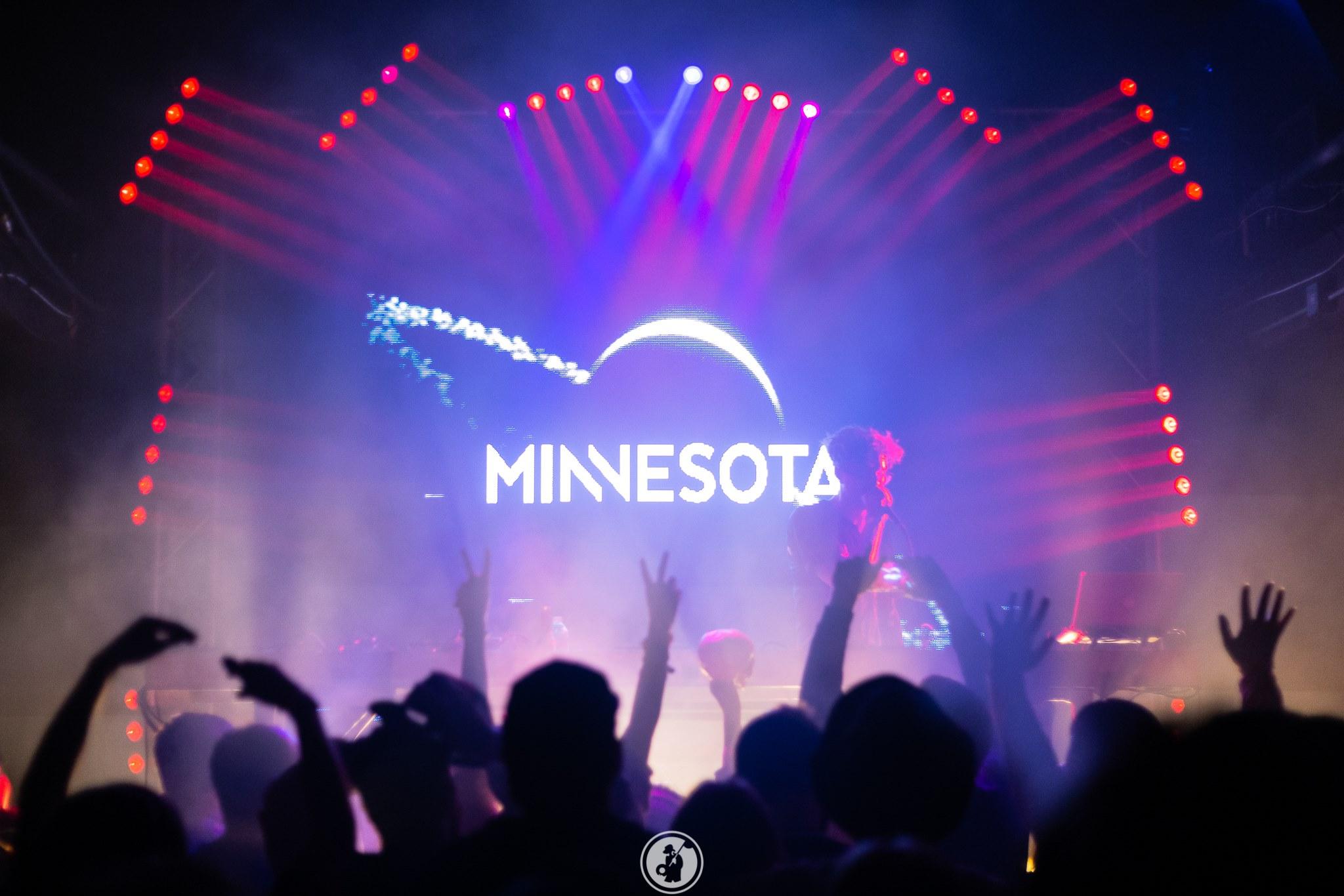 Minnesota with Zeke Beats & Pigeon Hole  @ Canal Club // 11.15.2018