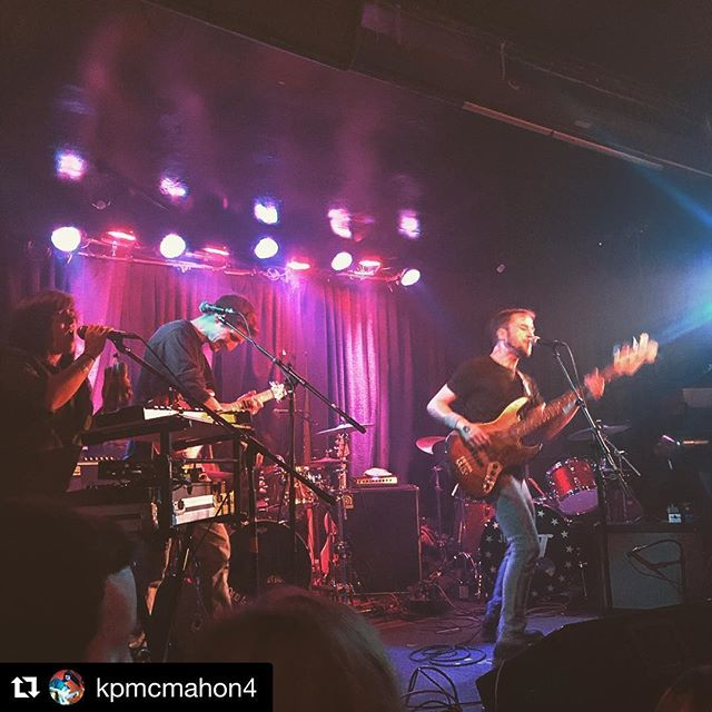 The come down is real.  Thanks again to everyone who came out to the show Friday!  We truly appreciate it and have lots of cool projects in the works! Stay tuned! #oblioandarrow  #beatkitchen #shooterjennings  #chicago . Thanks for the pic @kpmcmahon4 ! @beatkitchenbar . . . #thanks #music #concert #originalmusic #indieartist #livemusic