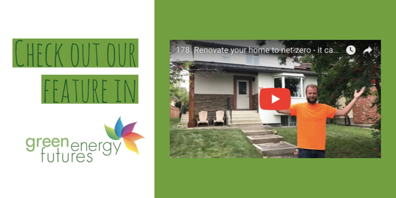 Check out our feature in Green Energy Futures!