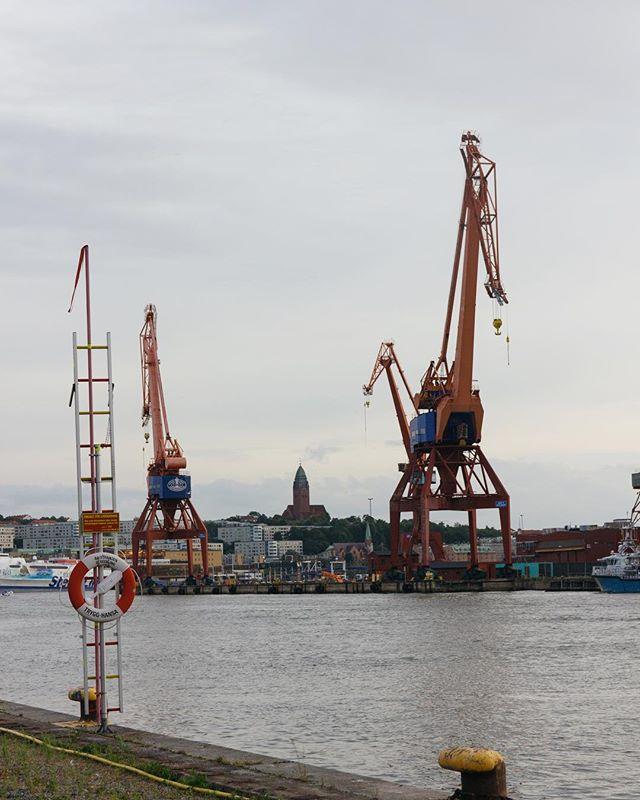 Göteborg Harbor
