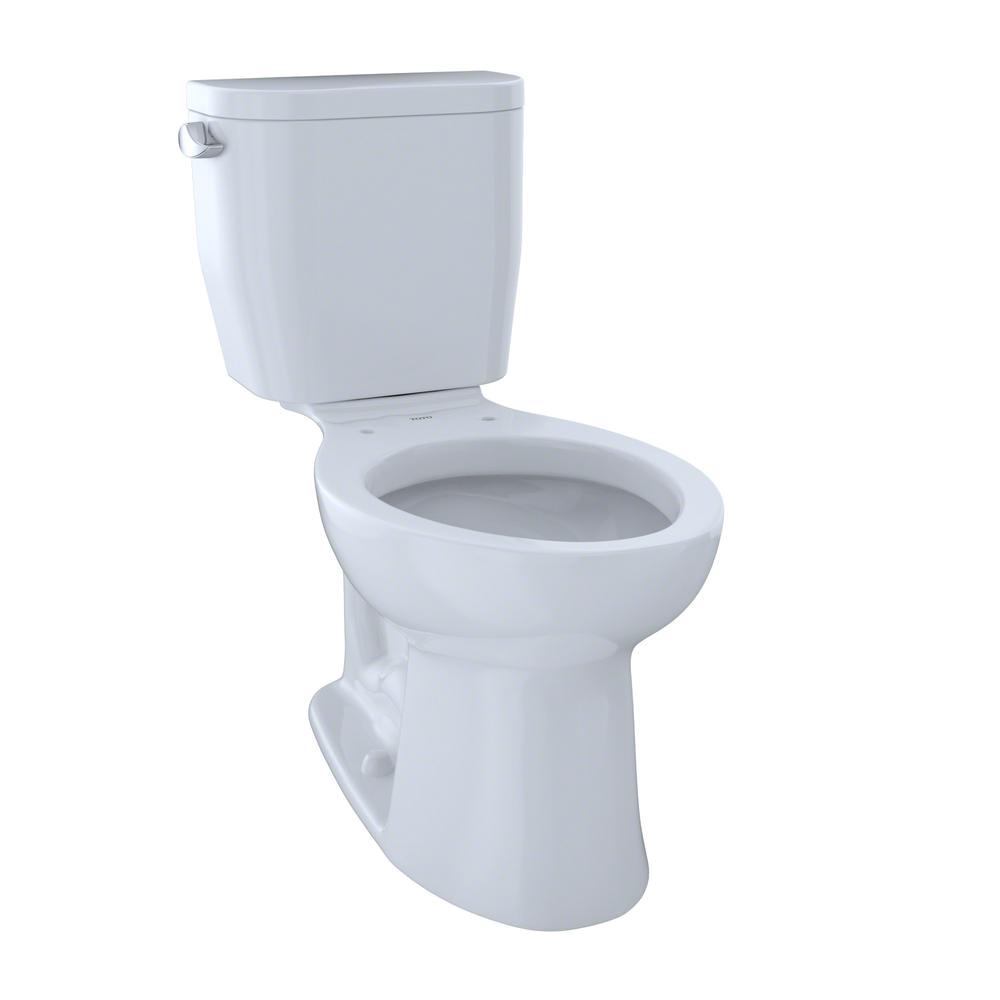Toilet Installation...
