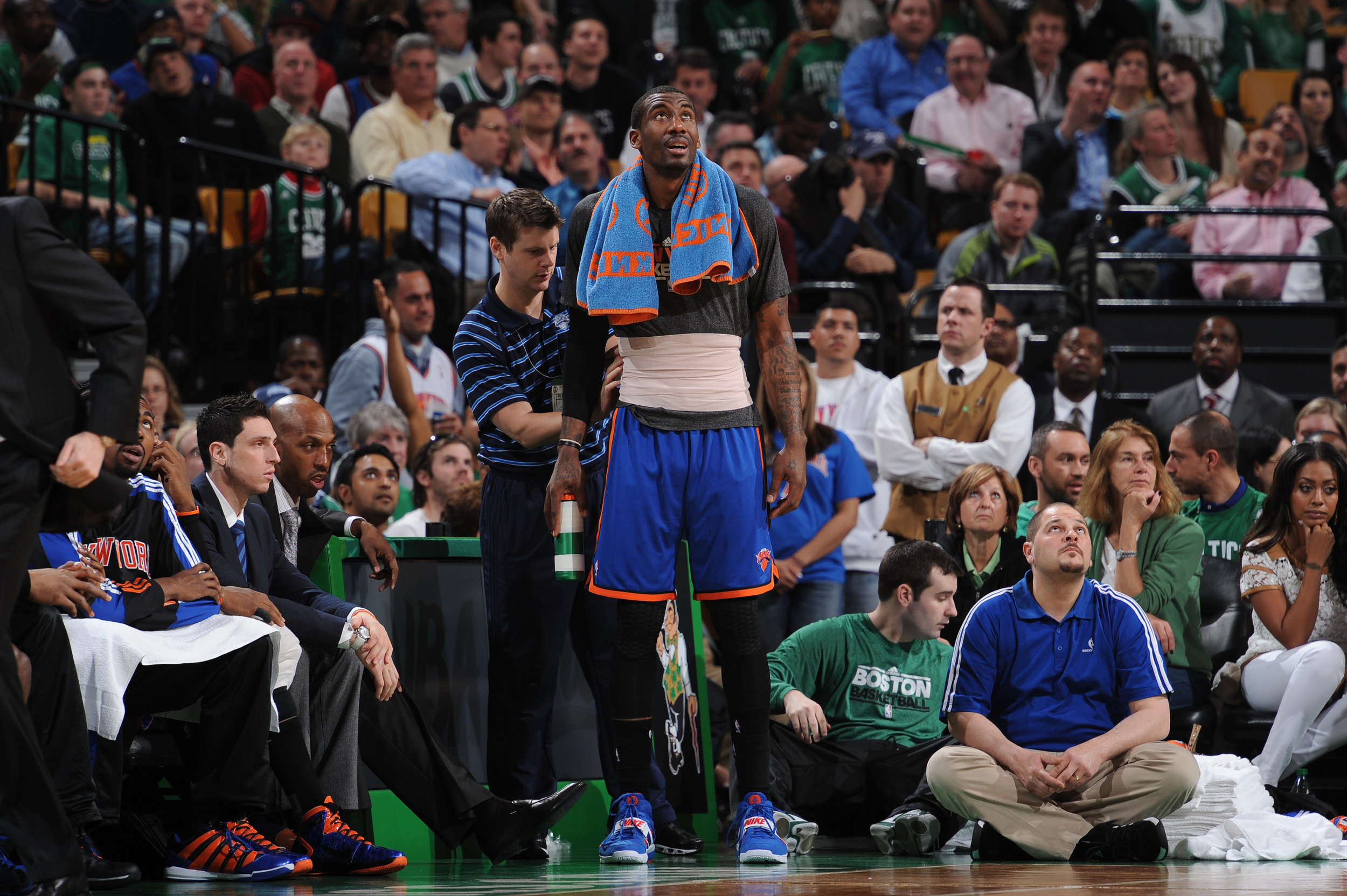 Amare Stoudemire Andy Barr New York Knicks Physical Therapy Services.jpg