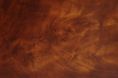 Copy of Flamed Mahogany