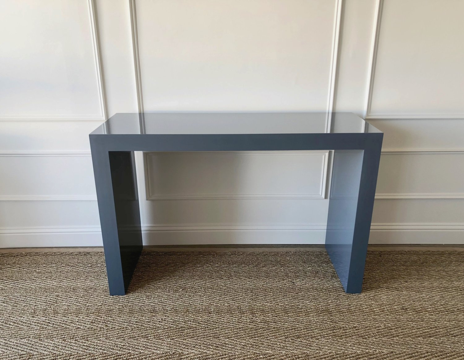 Ceh Label Lacquered Console Table