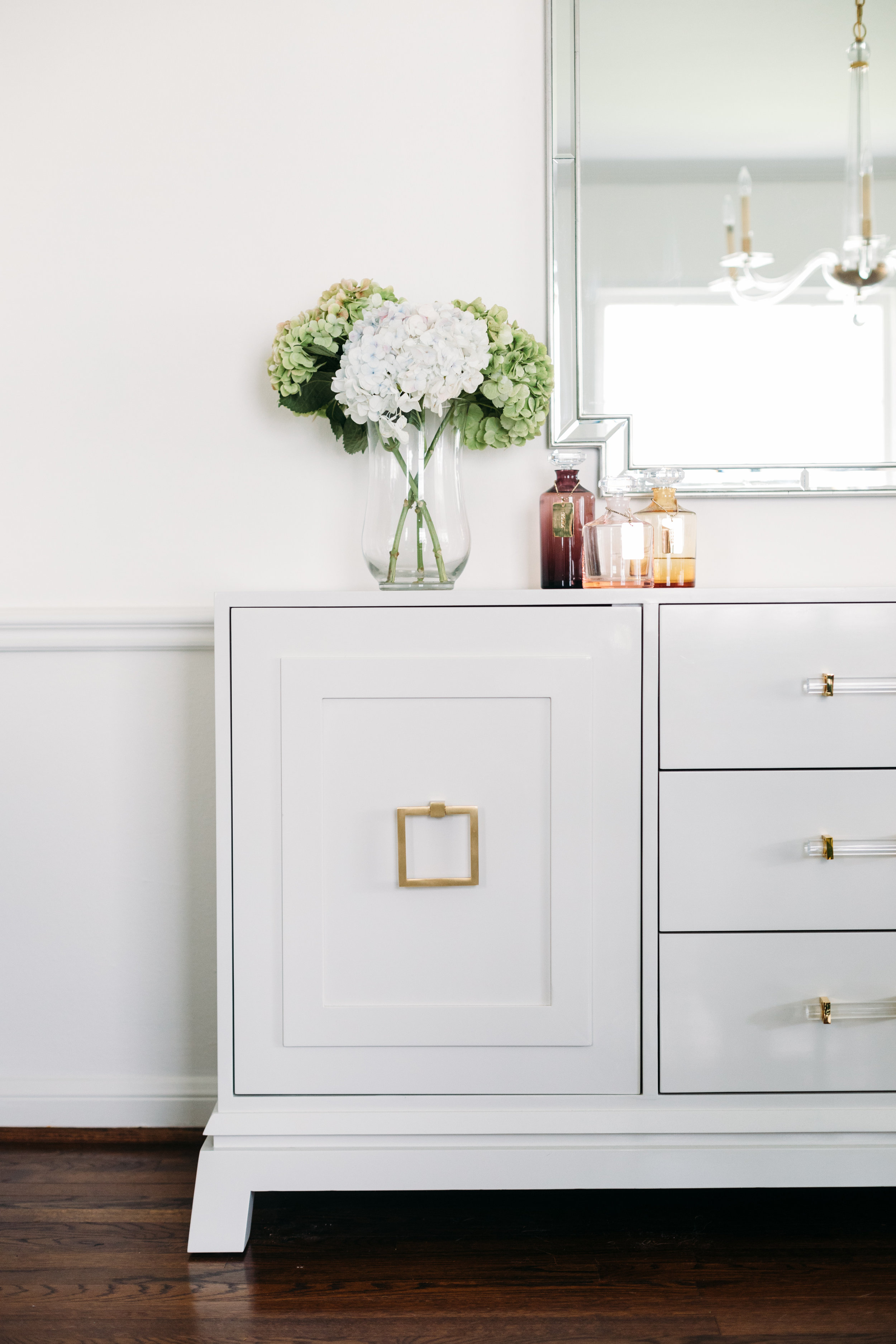 """Shown Above is the CEH LABEL Line  """"KATE""""  buffet handcrafted in a custom color and size as photographed by Kelly Christine Sutton, Work of Katie Davis Design"""