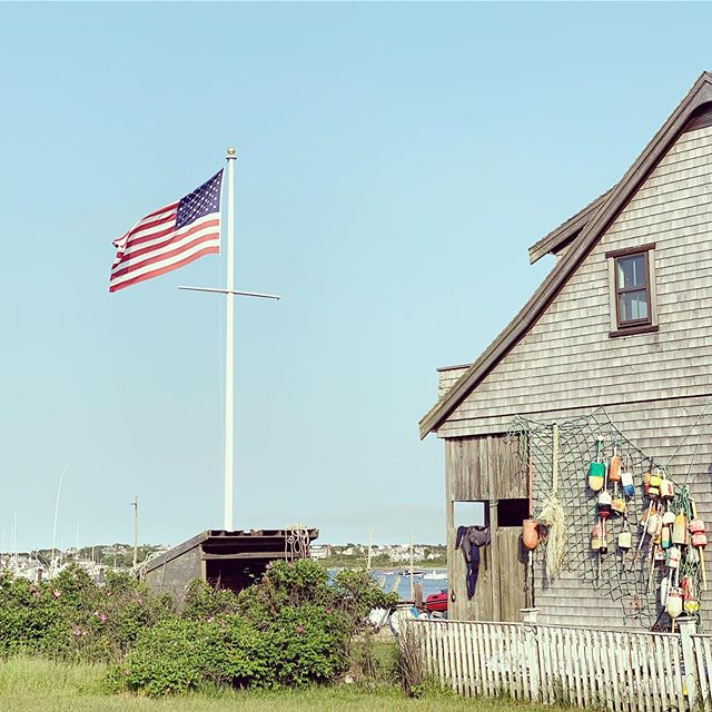Any reason to post another #ack photo. Happy Flag Day 🇺🇸💙