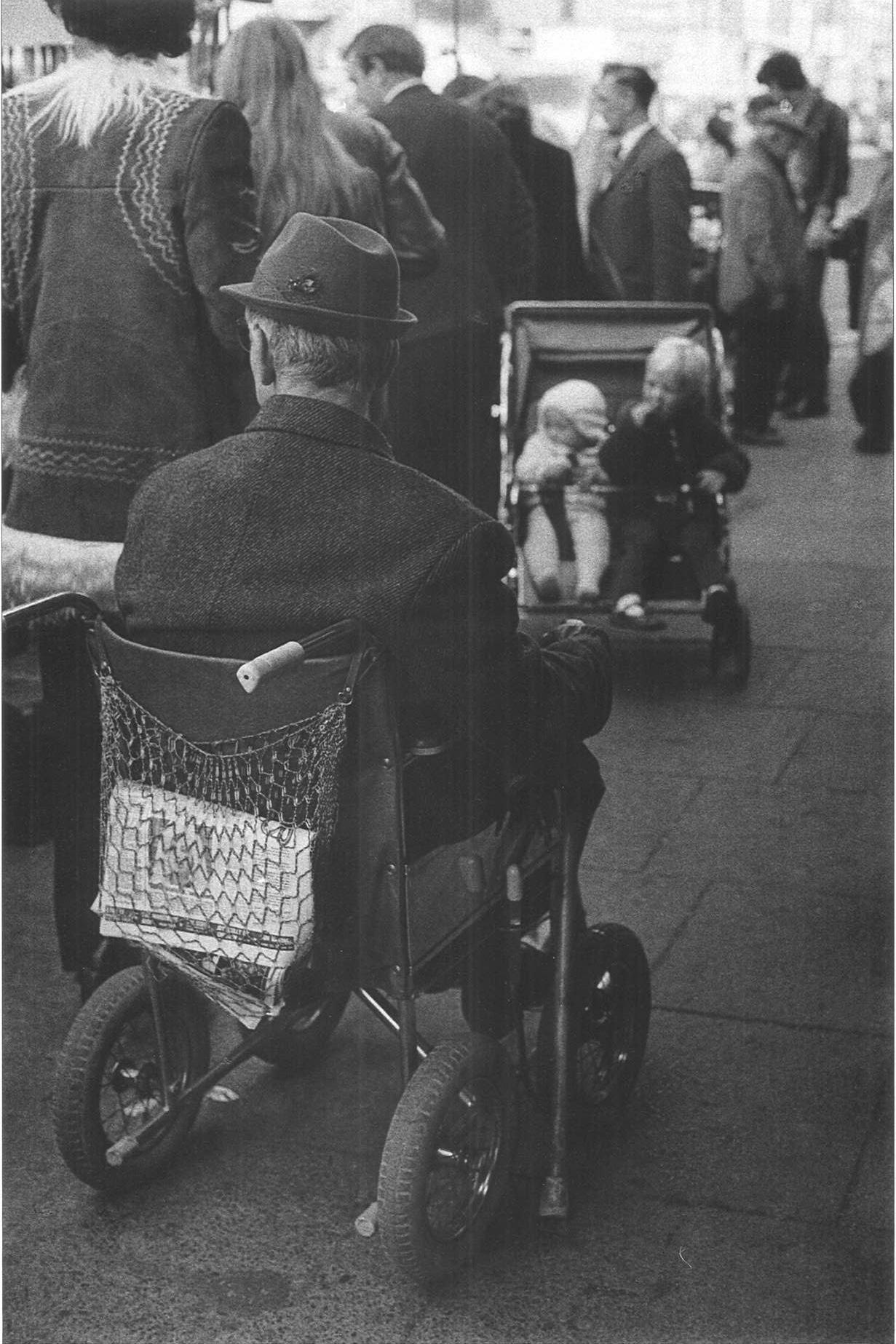 Londres (1974) | Foto: Joaquín Cortés