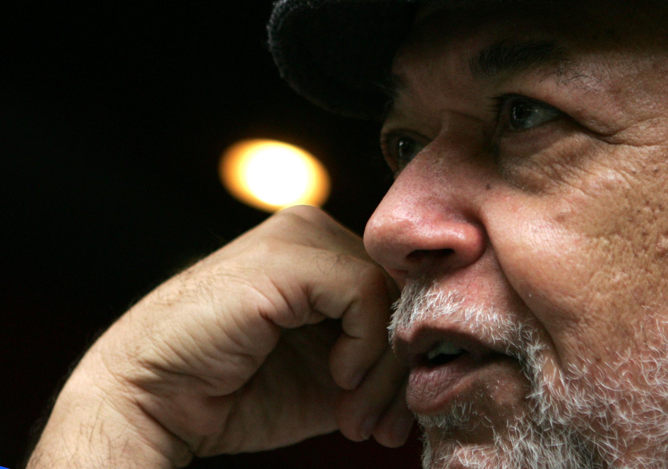 José Pulido | Foto: Leonardo Noguera (El Nacional) (2014)