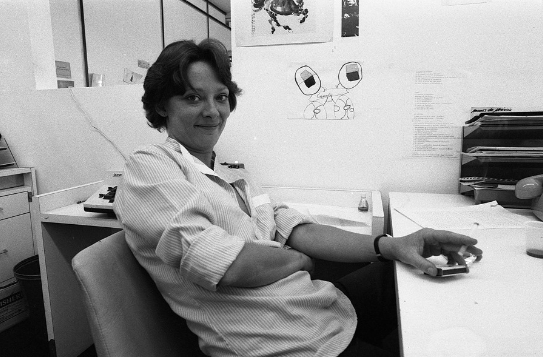 Hanni Ossot (1946-2002) | Foto: Vasco Szinetar