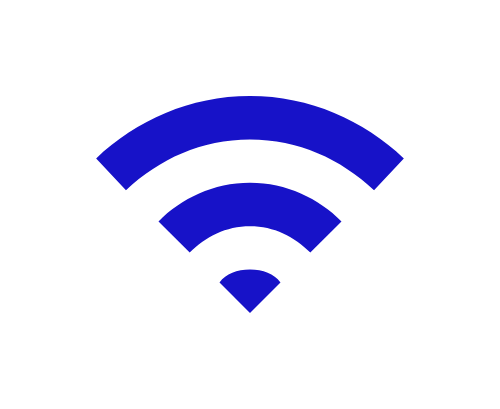 FREE Wi-Fi OK - お待ちの時間にWi-Fiがご利用いただけます