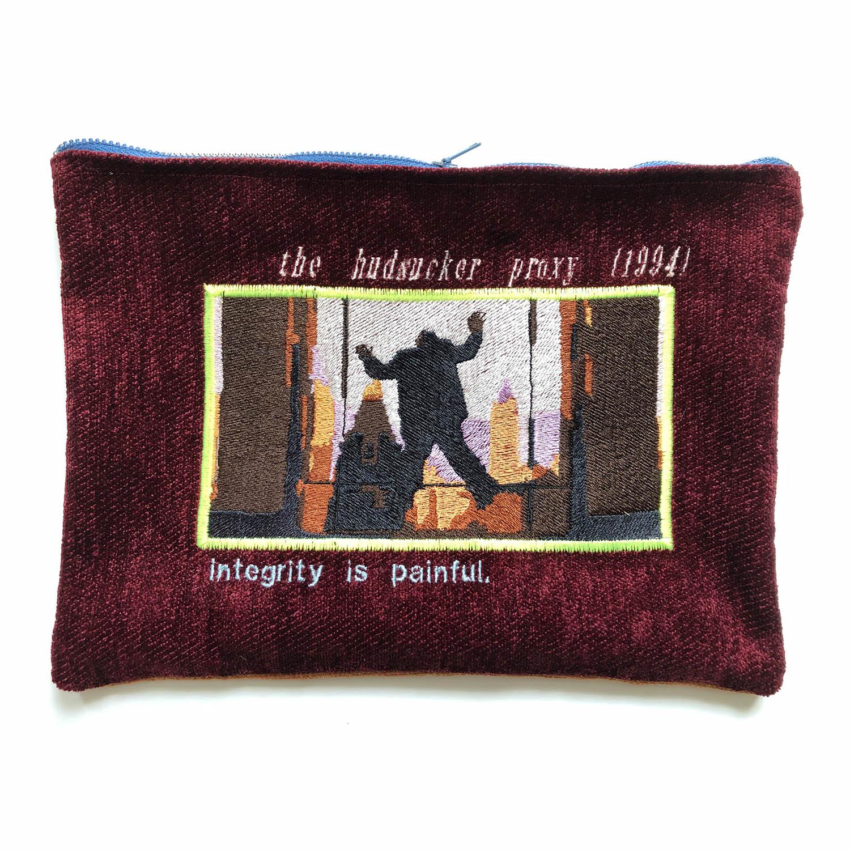 Danica Pantic Textile Art Embroidery Hudsucker Proxy Pouch 1.jpg