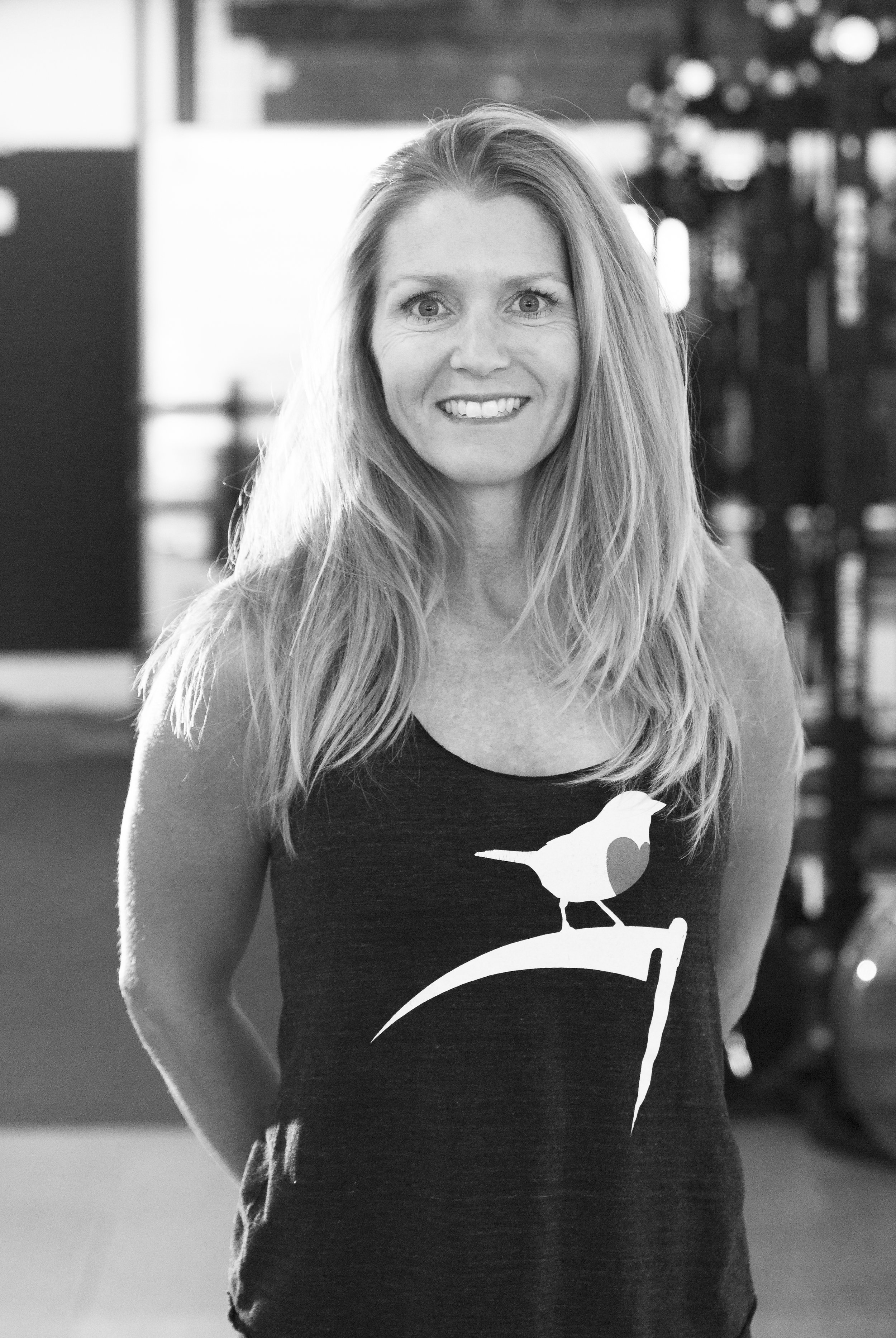 Jan Herrick  - Ski Conditioning - Leaded - Shockwave -  I am passionate about all aspects of fitness, and especially LOVE group exercise. The music, the camaraderie, the pure fun - of people coming together to be stronger - puts a smile on my face. I began leading fitness classes when I moved to Telluride in the early 90s, and feel gym workouts are a great compliment to the many outdoor adventures we embrace as mountain people. My teaching style is inclusive and challenging, where modifications are always offered. The highlight of my day is walking into Fuel, where our team leader Becca has brought together an awesome group of talented, compassionate professionals who I feel honored to work with.