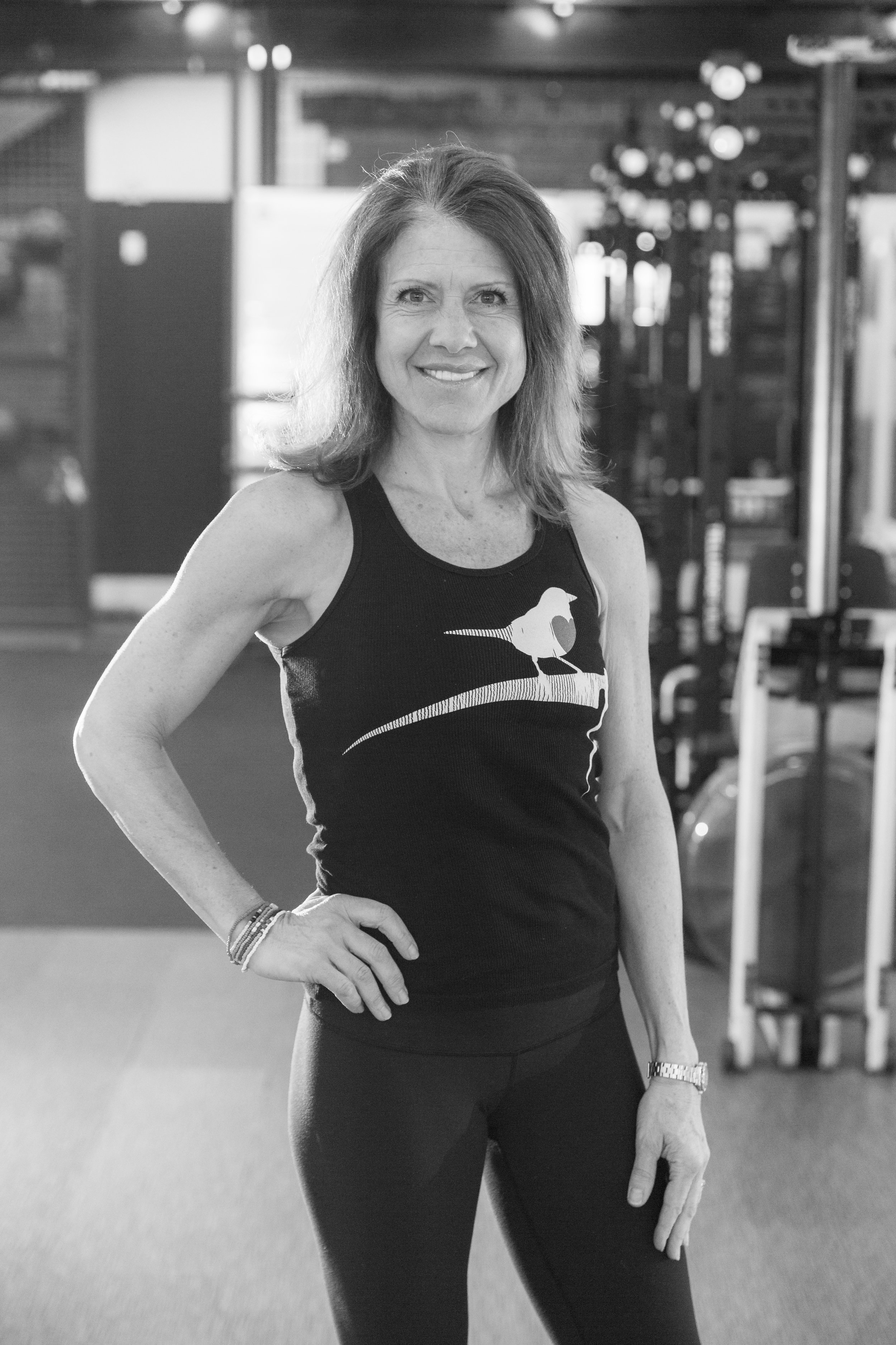 Kristine Hilbert  -Boot Camp  I'm a 21 year resident of Telluride with a loving passion for all outdoor sports. I find drive in the mountains and use sports like skiing, hiking, biking and yoga to fuel this love. My time at Fuel is dedicated to making a stronger body and mind to pursue these activities into the future. I love to inspire others with my zest for adventure, health and fitness. Equally, I am inspired by all the members walking into fuel everyday with their varied fitness and life goals!
