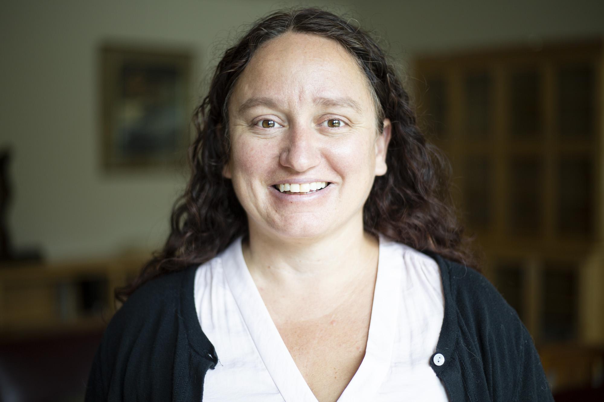 Christy Walker, 39, at COCC